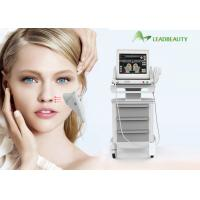 China 15 inch touch screen hifu face lifting wrinkle removal facial massage machine on sale