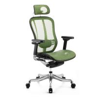 Ergonomic Task Chair SGS Certification With Double Elastic Expansion Backrest Manufactures