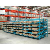 Heavy Duty Carton Box Industry Warehouse Racking Systems CE Certified Manufactures
