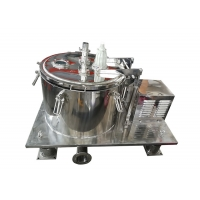 Alcohol Washing And Drying Pharma Centrifuge Machine For Cannabis Extraction Manufactures