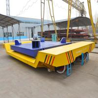 Buy cheap High Quality On Rail Electricity Operated Ladle Transfer Car with electronic scale from wholesalers