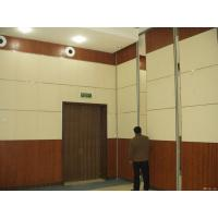 Hanging Room Divider Auditorium Ceiling Materials Sliding Folding Movable Wooden Partition Walls Manufactures