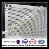 low carbon steel perforated metal,sheet metal fabrication Manufactures