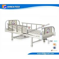 High Grade Durable Stainless Steel Hospital Baby Bed / Cot for Infant Nursing Manufactures