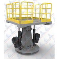 Accuracy Position Rate Swing Test Table With One Axis Non Magnetic High Speed Manufactures
