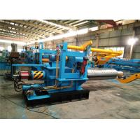 1200 N/Mm2 Automatic Cut To Length Machines Maximum Running Speed 80 M/Min Manufactures