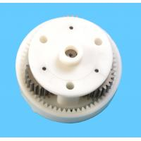 Plastic injection mold with PA66 material, the parts is gear motor Manufactures
