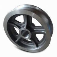 HOLY BASE customized lost wax casting investment casting parts pulley available in various materials Manufactures