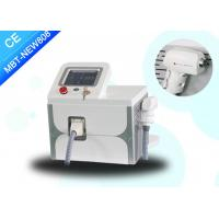 Portable Soprano Laser Hair Removal Machine 808 nm Diode Laser / 808 Diode Laser Manufactures