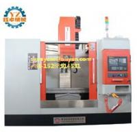 China VMC1270 Heavy Duty Vertical CNC Milling Machining Center With Auto Tool Changer on sale