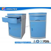 ABS Storage Cabinet Medical Patient Bedside Lockers Cabinet For Hospital (GT-TA035-2) Manufactures