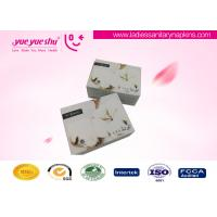 Bio Herbal Medicated Lady Anion Napkin Pads White / Custom Color Available Manufactures