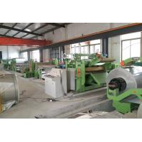 Quality 0.4 - 3.0 mm Stainless Steel Cut to Length Machine Automatic Cut To Length Line for sale