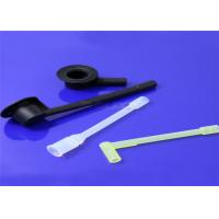 High Stretchy Rubber Molded Silicone Parts Medical Grade Professional Manufactures