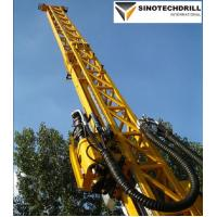 Crawler Core Drill Rig With Cummins Diesel Engine Compact Structure Hydraulic Support Leg Lifting