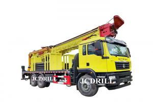 DTH 1500m Water Well Drilling Machine Manufactures