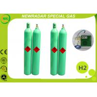 Non Toxic High Purity Hydrogen H2 Gas / Colourless Odourless Gas Manufactures