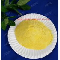 Al2O3 Light Yellow Poly Aluminium Chloride In Water Treatment Solid State Manufactures