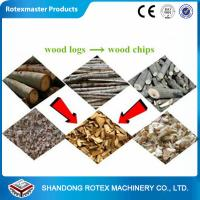 Large capacity drum wood chipper factory supply with high quality Manufactures