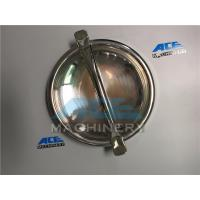 Stainless Steel 304 Milk Machine Transportation Cans Milk Shape Candy Can with Hold in Lid Manufactures