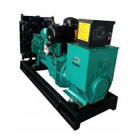 Cummins Diesel Generator 80KW / 100KVA Low Fuel Consumption Continuous Generator Manufactures