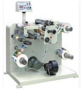 LC-320/420 narrow scope paper Label Slitter Rewinder machine Manufactures