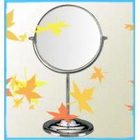 round metal framed mirror with plated chrome of Y008B Manufactures