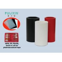 Thermoform Compound Polystyrene Plastic Sheet Polyethylene Rolls For Vacuum Forming Manufactures