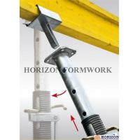 H20 Supporting Head on Steel Prop for Slab Formwork Systems Assembly Manufactures