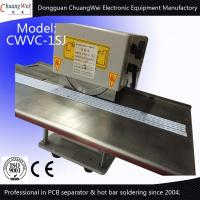 Small V Groove PCB Depaneling Pre Scoring PCB Separator For LED Tube Manufactures