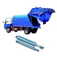 Single - Acting Hydraulic Cylinder Components Stainless Steel For City Cleaning Vehicle Manufactures