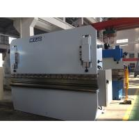 Cheap High Speed 3 axis - 11 axis CNC Hydraulic Press Brake machines 80T for sale