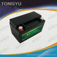Buy cheap Lightweight LiFePO4 Starter Battery 12V 5AH 240A CCA For Motorcycles / Scooters from wholesalers