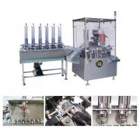 Cheap High Speed Auto Vertical Cartoning Machinery For Capsule / Food / Soap Carton Box for sale