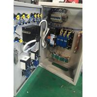 Quality 125 Amp Wall Mounted Automatic Changeover Switch For Generator 60KVA , Electric for sale
