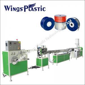 PU Tube Extrusion Line / TPU Air Pipe Making Machine Manufactures