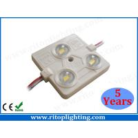 Quality Samsung 5630 LED module with 160 degrees lens for sale