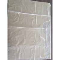 Waterproof Disposable Plastic Hair Cape For Hair Salon / Barber Shop Use Manufactures