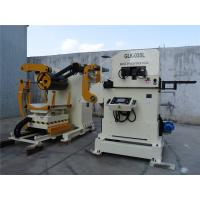 High Precision NC Servo Coil Feeder Straightener For Automobile Parts Manufacturing