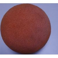 Cheap DN80 Concrete Pump Cleaning Ball Customized Logo wear resistant long life time for sale