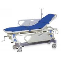 2 Functions Patient Transfer Stretcher Easy Cleaning Back Section Adjustable Manufactures