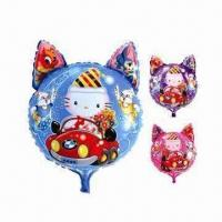 Mylar Balloons with Kitty Dream Design Manufactures