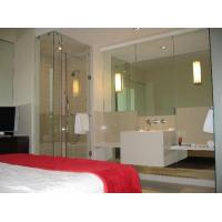 Hotel Shower Room Self Cleaning Glass Anti Bacteria EN12150 Standards Manufactures