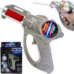 Flashing Toys Laser Gun - Battery Operated Magic Plastic Toy Gun (KEC68818) Manufactures