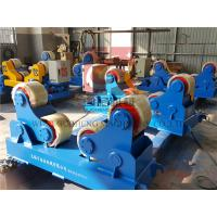 20T Self Aligning Type Tank Turning Rolls Wireless Type Remote Control Box Manufactures