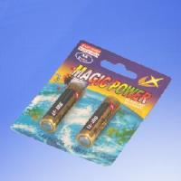 2-Piece Batteries in Blister Card Packing (LR6) Manufactures