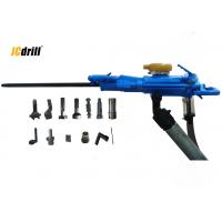 Low Noise Hand Held Pneumatic Rock Drill for Tunneling / Quarry Drilling YT28 Manufactures