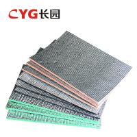 Fire Proof XPE Reflective Foam Board Insulation Highly Elastic For Roofing Manufactures