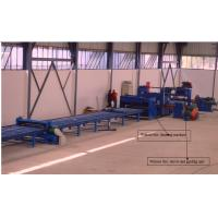 Cheap Economical high mast light pole production line / Cutting Machine for light pole 12000mm for sale