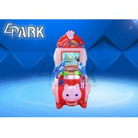 Buy cheap Super Attractive Kids Shooting Gun Games Happy Warrior Prize Out Game Machine from wholesalers